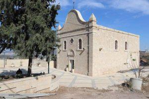 Reabren en Tierra Santa la Iglesia de Naín - Donde Jesús resucitó al hijo de una viuda 2
