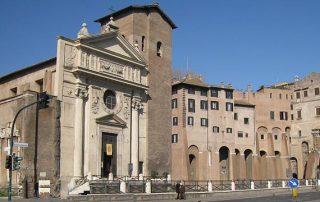 La Iglesia de San Nicolás - Tesoros de Roma 5