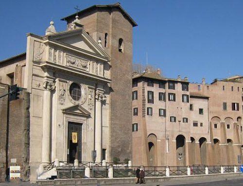 La Iglesia de San Nicolás – Tesoros de Roma
