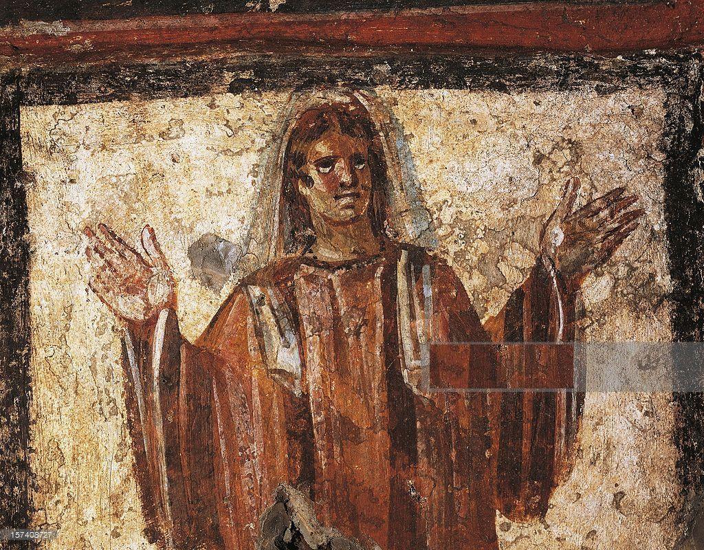 ¿Cómo era la oración de los primeros cristianos? 1