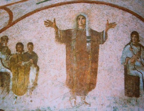 ¿Cómo hacían oración los primeros cristianos?
