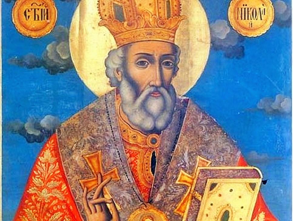 San Nicolás de Bari - el verdadero Santa Claus 1