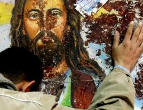 """""""Los mártires nos guían hacía la unidad"""" – El Papa Francisco al patriarca de Oriente"""