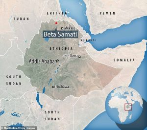 Etiopía - Descubierta Iglesia del siglo IV que reescribe la historia del cristianismo en África 2