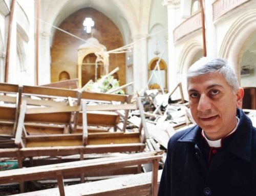 "«Nunca hubiéramos pensado que nos iba a suceder algo semejante"" – Obispo de Alepo"