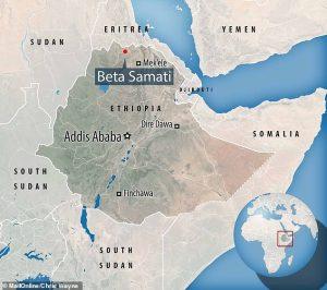 Etiopía - Descubierta Iglesia del siglo IV que reescribe la historia del cristianismo en África 1