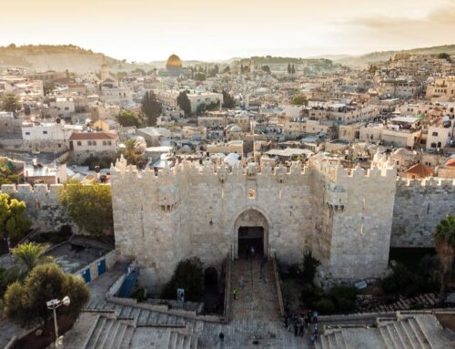 Jerusalén – Encuentran indicios de un mercado de los tiempos de Jesús
