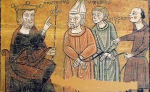 San Valero, Obispo de Zaragoza - 29 de enero 2