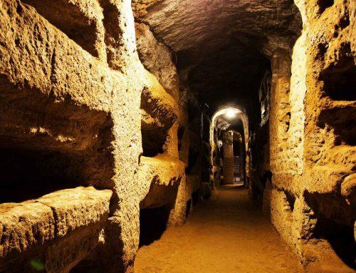Las Catacumbas – Auténticos arsenales de esperanza y de fe