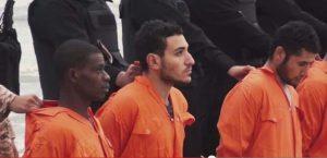 Los 21 Mártires coptos asesinados en Libia por el ISIS - 15 de febrero 2