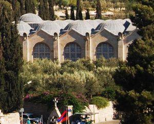 La Basílica de la Agonía, o de Todas las Naciones - Getsemaní,  Jerusalén 2