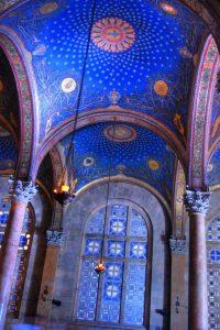 La Basílica de la Agonía, o de Todas las Naciones - Getsemaní,  Jerusalén 5