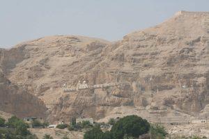 El Monte de las Tentaciones ,  Jericó - Tierra Santa 2