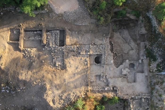 ¿Otro templo judío en las afueras de Jerusalén? - Restos del siglo X a.d.C. 1