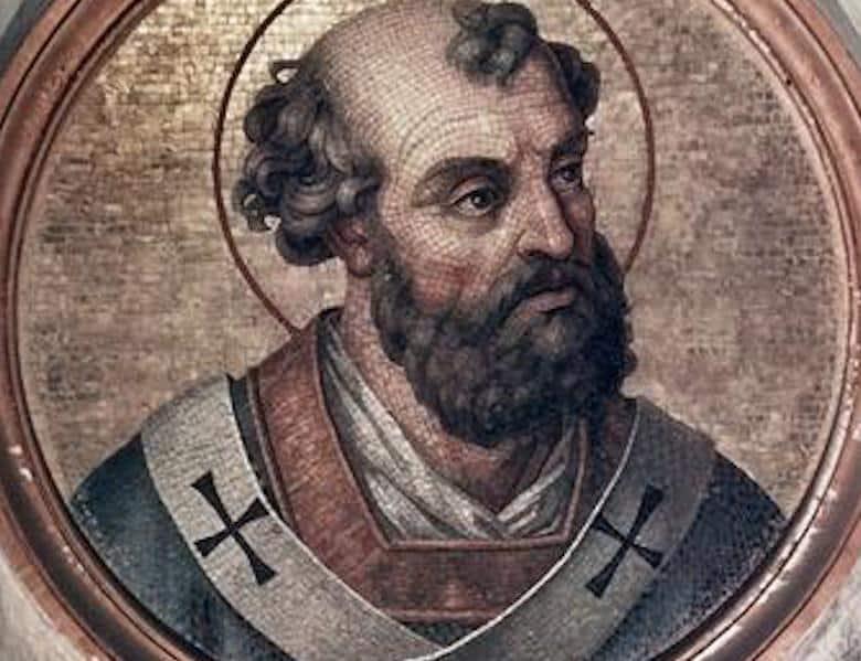 San Hilario, papa y confesor - 28 de febrero 1