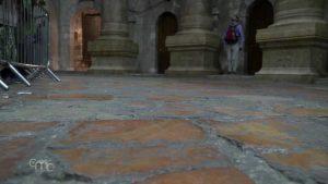 Mapeo del pavimento del Santo Sepulcro - Piedra a piedra 2