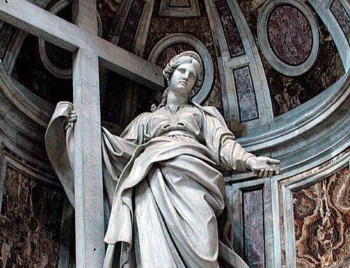 El descubrimiento de la Santa Cruz en Jerusalen – La historia de Santa Elena