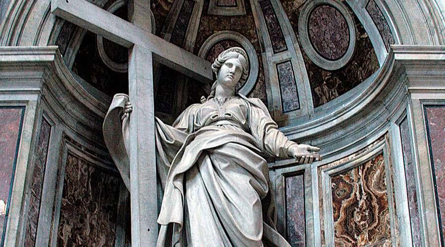 El descubrimiento de la Santa Cruz en Jerusalen - La historia de Santa Elena 1