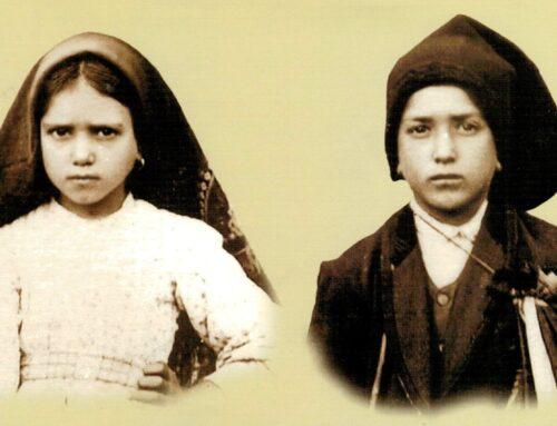 Santos Jacinta y Francisco Marto, videntes de Fátima –  20 de febrero