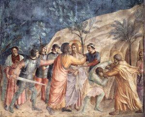 La gruta del Prendimiento - Jerusalén, monte de los Olivos 4