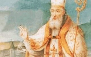 San Benigno, presbítero y mártir - 13 de febrero 1