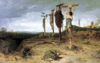 Historia desconocida de la Crucifixión - El castigo más atroz de la Antigua Roma 3
