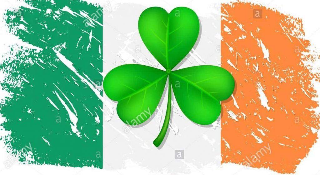 ¿Por qué la hoja de trébol símbolo de Irlanda? - San Patricio 1