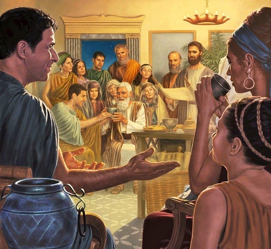 Cómo el cristianismo nació en las casas particulares - Iglesias Domésticas 1