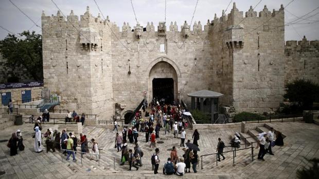 Jerusalén - Así son las históricas ocho puertas de las murallas de la Ciudad Vieja 1