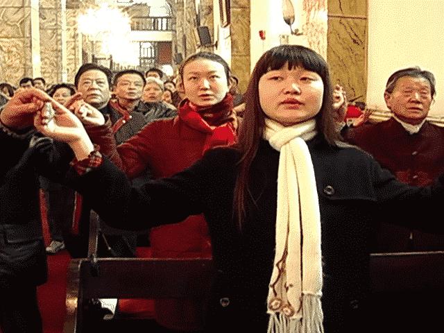 Por qué al Papa le preocupa la unidad de los católicos en China 1