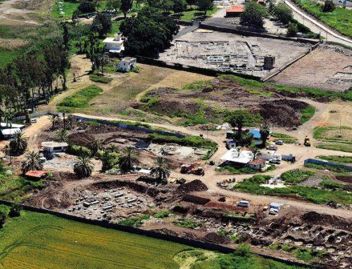 ¿Cómo está la ciudad de Magdala cincuenta años después de su excavación?