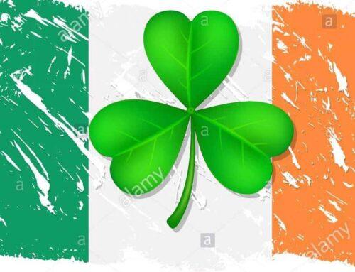 ¿Por qué la hoja de trébol símbolo de Irlanda? – San Patricio