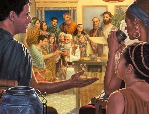 Cómo el cristianismo nació en las casas particulares – Iglesias Domésticas