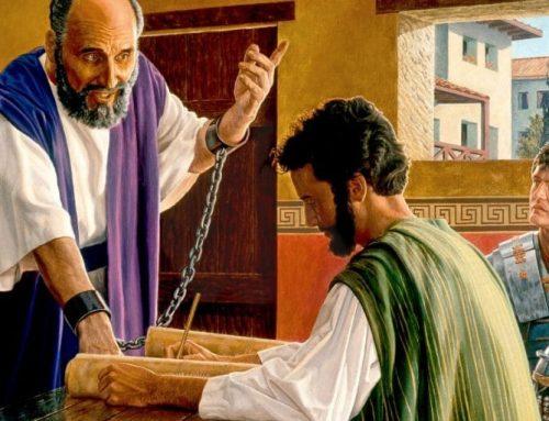 San Epafrodito,  Colaborador de San Pablo  – 22 de Marzo