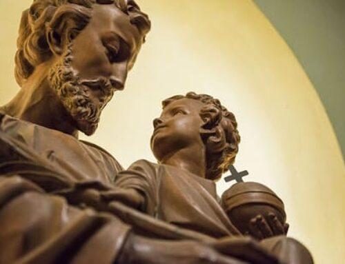 San José – Hombre justo escogido por Dios