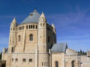 La Basílica de la Dormición - Jerusalén 3