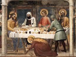 """LUNES SANTO - """"María, tomando una libra de perfume de nardo puro ungió los pies de Jesús"""" 1"""