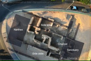 ¿Es esta la iglesia más antigua del mundo? - En Aqaba, Jordania 4