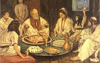 ¿Cómo celebraban los judíos la Cena Pascual? 6
