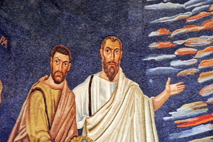 Los primeros cristianos amaron en una época de plagas y epidemias 1