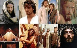 La imagen de Jesucristo en el cine -  ¿Qué imagen de Jesús nos ha transmitido el cine? 1