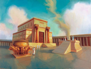 La Pascua judía y la Última Cena - Los sacrificios de la Antigua Ley 2