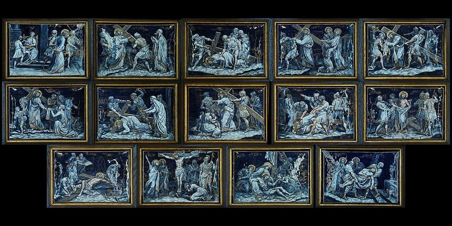 ¿Cuál es el origen del Via Crucis? 1