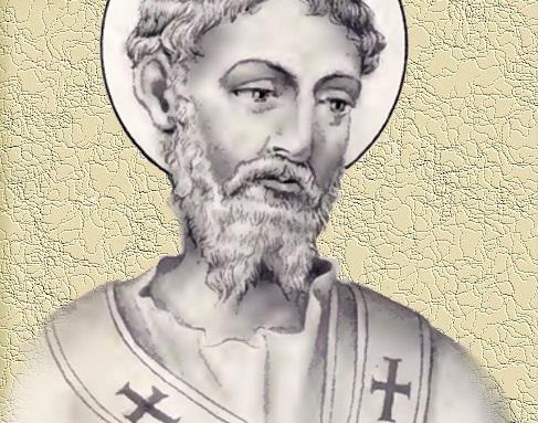 San Marcelino,  Papa y mártir  -  26 de abril 1