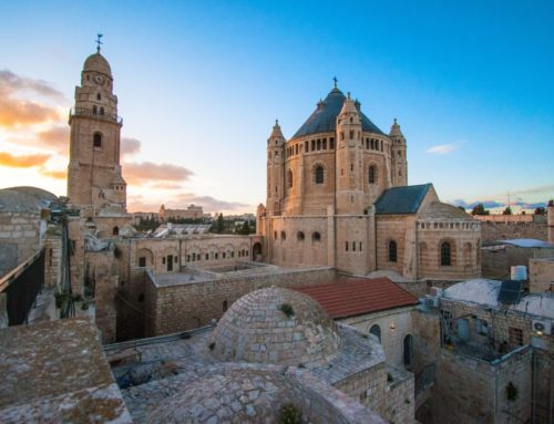 La Basílica de la Dormición – Jerusalén