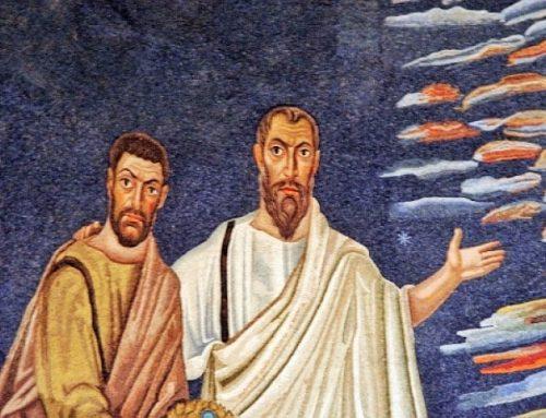 Los primeros cristianos amaron en una época de plagas y epidemias