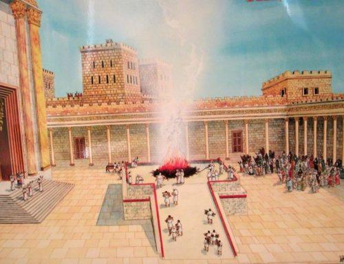La Pascua judía y la Última Cena – Los sacrificios de la Antigua Ley