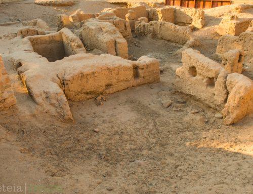¿Es esta la iglesia más antigua del mundo? – En Aqaba, Jordania
