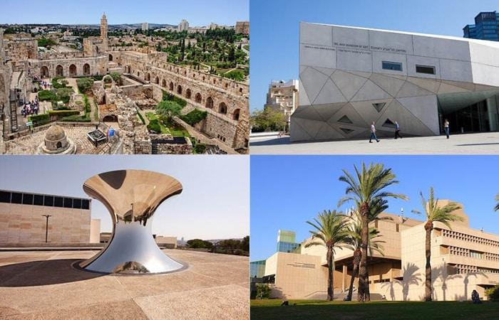 Visitas virtuales a los principales Museos de Israel - desde tu casa 1