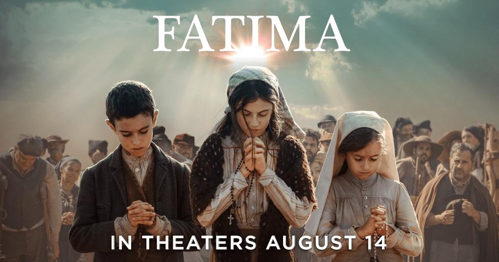 """""""Fátima"""" - La nueva película sobre las apariciones 1"""